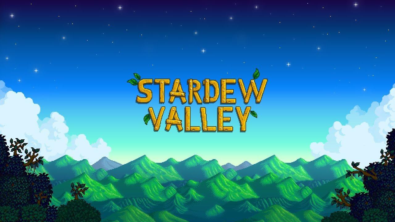 Провожу лето в деревне...В виртуальной деревне... STARDEW VALLEY