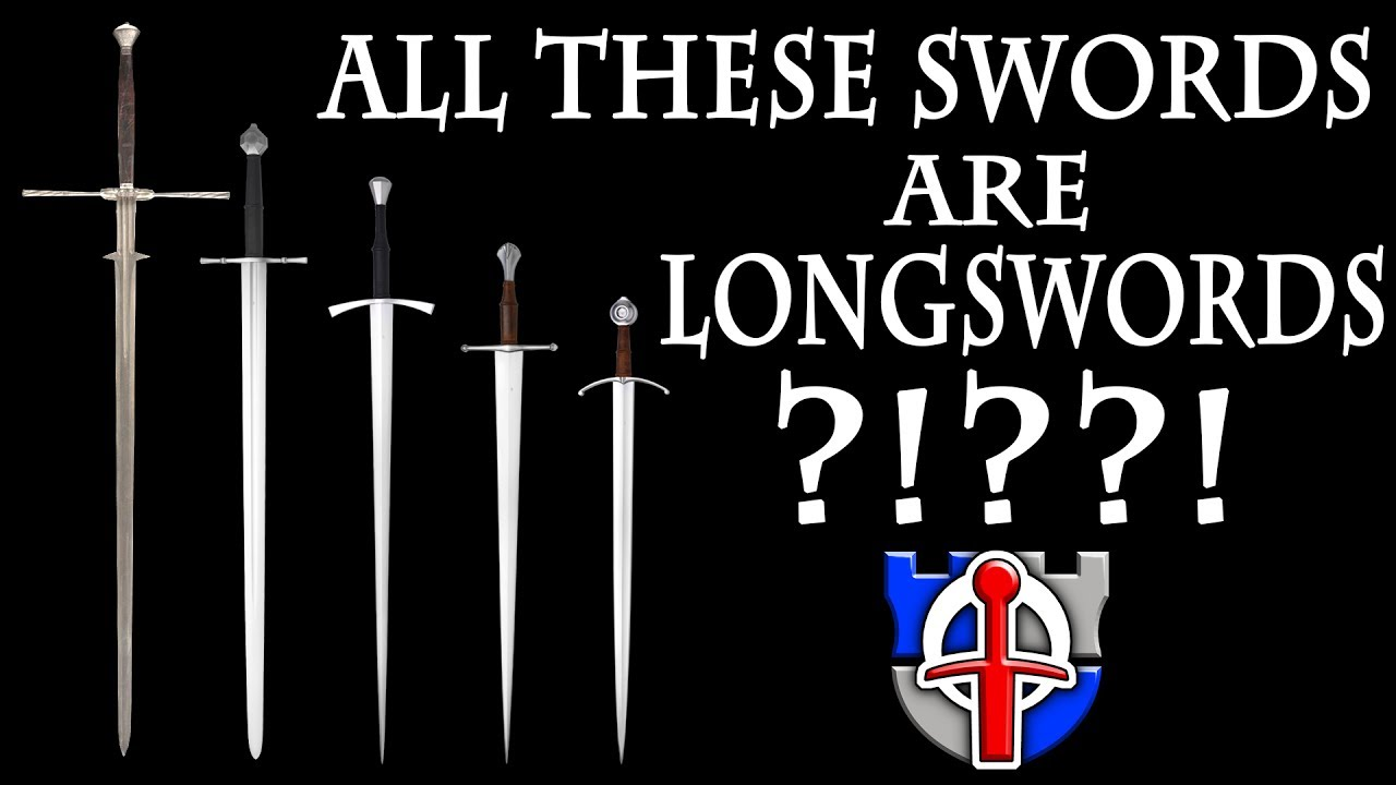 The TRUTH about the terms Longsword and Bastard sword