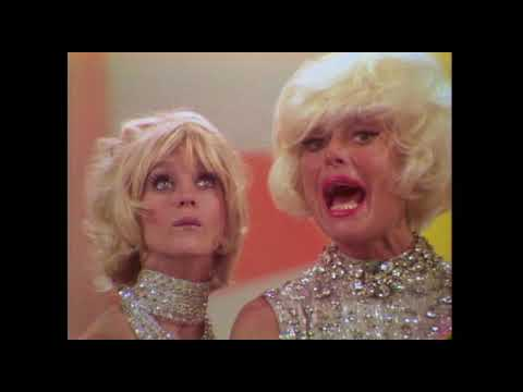 Download Carol And Goldie Sing About Blondes | Rowan & Martin's Laugh-In | George Schlatter