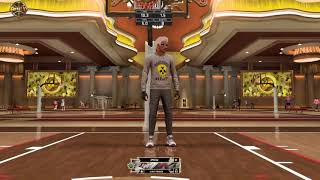 NBA 2K20 Stage: The 1v1 Court Takes No Skill Because Of Builds Like This.....