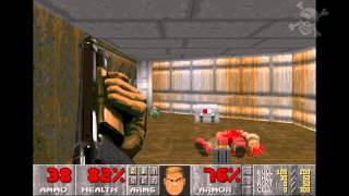 Doom Gameplay (Old Games) [PC, HD]