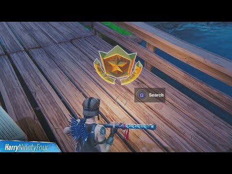 Secret Season 10 Week 6 Battle Star Location Guide (The Return Challenges) - Fortnite Battle Royale