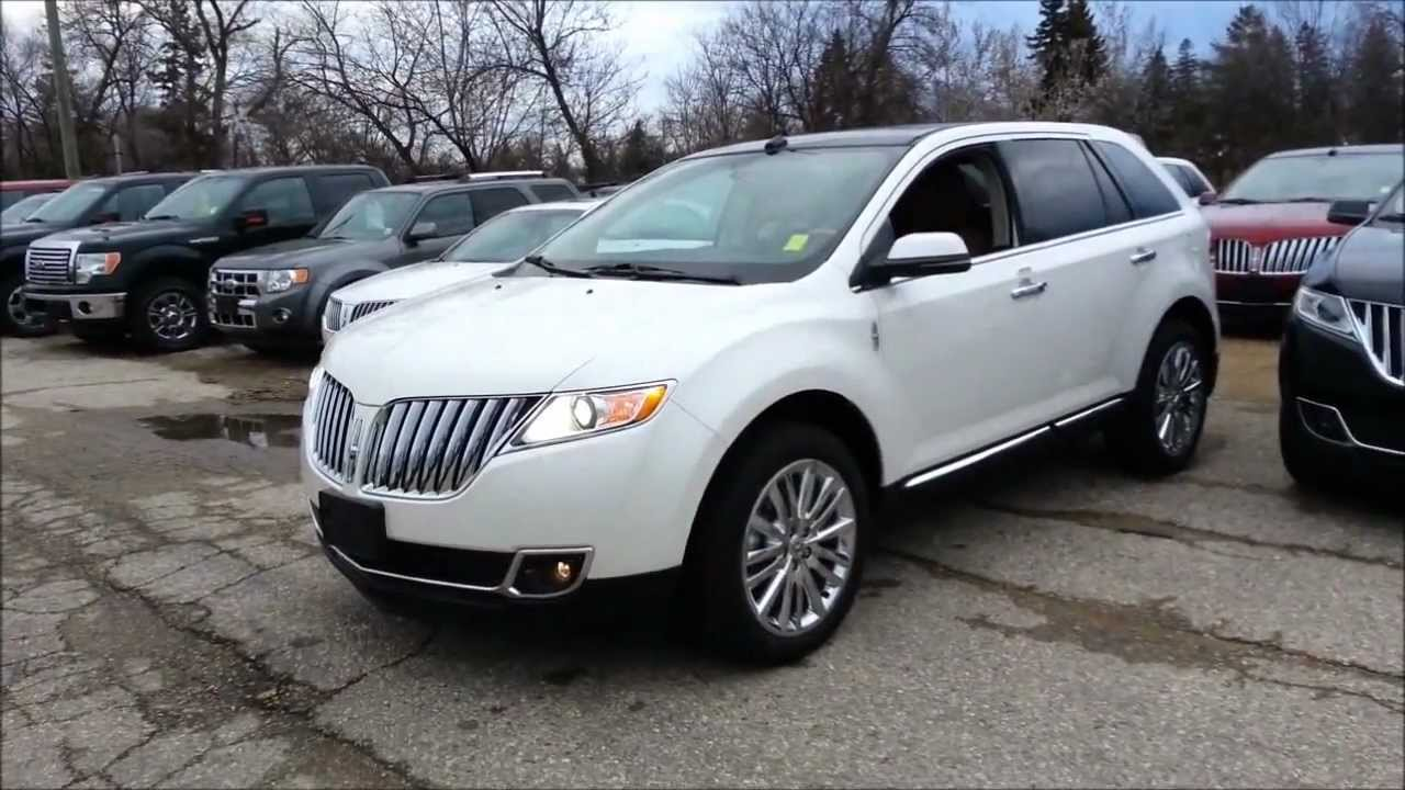 2013 lincoln mkx start up walkaround and vehicle tour youtube. Black Bedroom Furniture Sets. Home Design Ideas