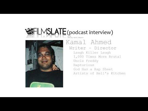 Filmmaker Kamal Ahmed Talks About His New Film Starring William Forsythe, Laugh Killer Laugh