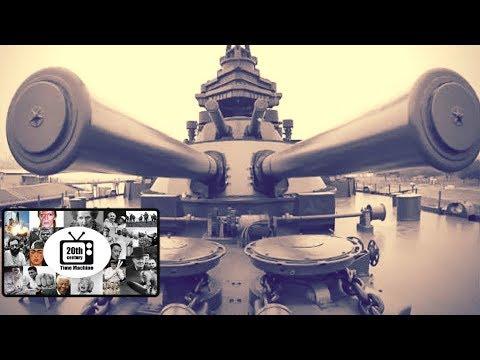 Sailors of Battleship USS Texas (BB 35) Remember D-Day