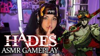 ASMR | Hades Gameplay [Beginning of Game, No Spoilers!]
