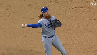 LAD@ARI Gm3: Turner robs Descalso with a great play