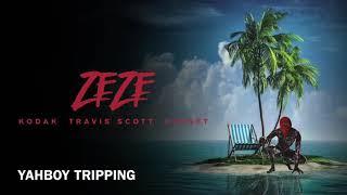 Kodak Black - ZEZE (Best Clean) ft. Travis Scott & Offset