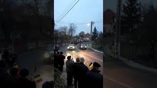 Caravana Unirii a ajuns la Tureni (27.11.2018)