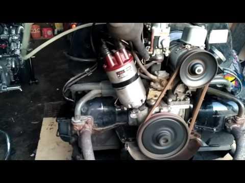 VW bug engine 1966 industrie motor