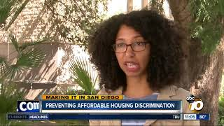 Preventing affordable housing discrimination