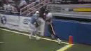 Arena Football League Greatest Highlight No. 1