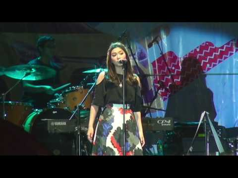 Isyana Sarasvati  Live Banjarmasin Full Video