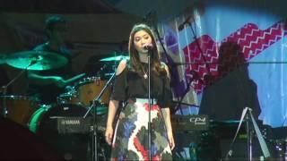 Video Isyana Sarasvati  Live Banjarmasin Full Video download MP3, 3GP, MP4, WEBM, AVI, FLV Maret 2018