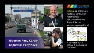 Interjúk az alTrace versenyzőivel és Petis László versenyigazgatóval Thumbnail