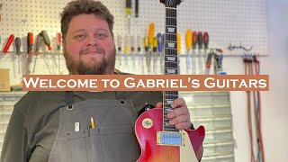 Welcome to Gabriel's Guitars
