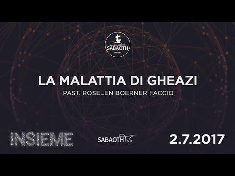 Domenica Gospel @ Milano | La malattia di Gheazi - Pastore Roselen | 02.07.2017