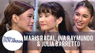 Ina is happy because Julia and Maris trust her | TWBA