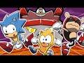 A ORIGEM DE MIGHTY E RAY HISTORIA De SEGA Sonic Arcade mp3