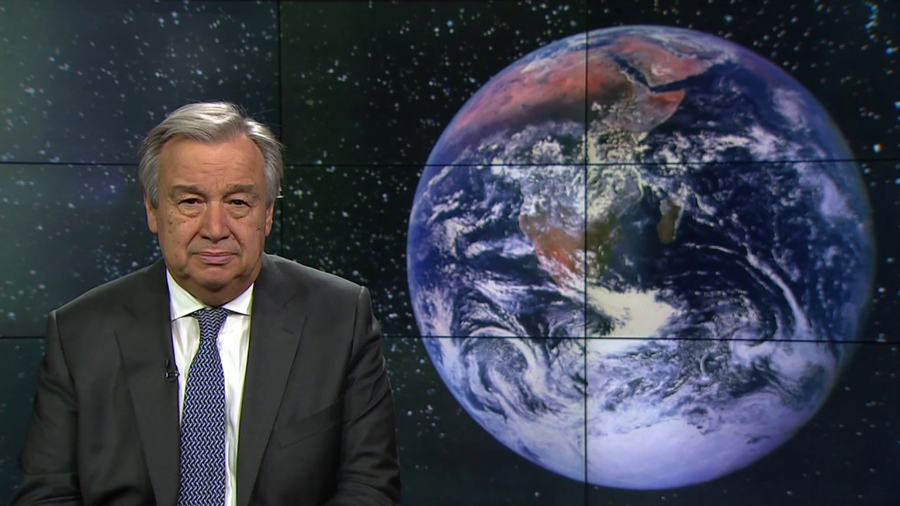 """Video Message for """"Earth Hour"""""""