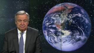 Video Message for ''Earth Hour''