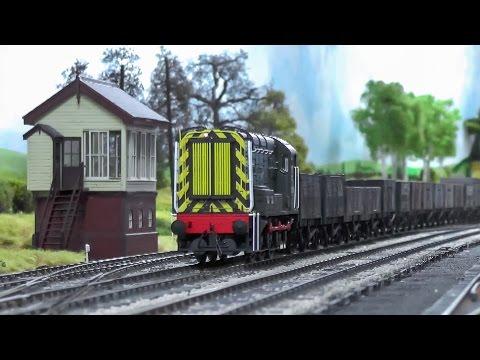 Pete Waterman's Model Railway  April 2017
