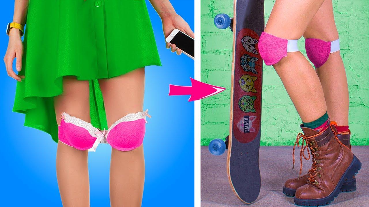 11 модных лайфхаков для одежды