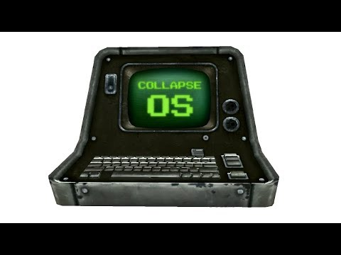 Collapse OS (обзор) - ОПЕРАЦИОННАЯ СИСТЕМА НА СЛУЧАЙ ПОСТАПОКАЛИПСИСА (КОЛЛАПСОЛОГИЯ)