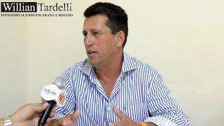 Comando 190 Araxá - Prefeitura de Tapira/MG, alvo de investigações do Ministério Publico Estadual.