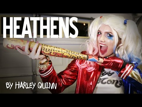 Heathens - Rock cover by Harley Quinn
