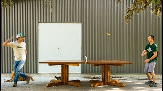 AR9 Making A Custom Ping Pong Table