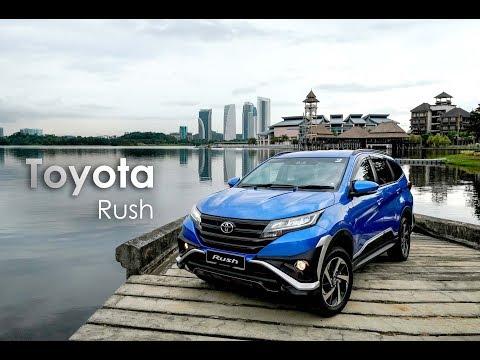 【车库试驾】Toyota Rush 2018 【抢鲜版】
