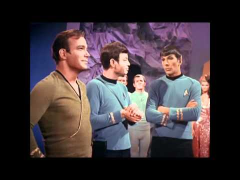 Mr. Spock the Logic Man