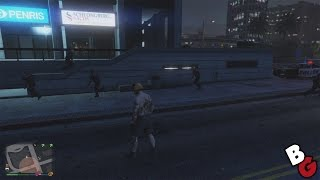 Hide & Seek With Retarded Cops - Random GTA Moments 3