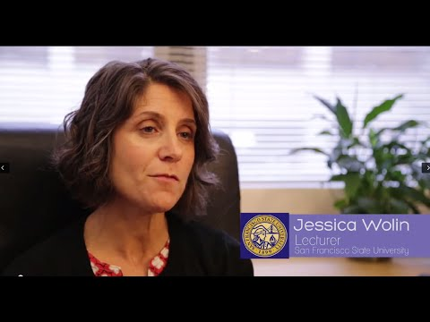 2014 Bay Area Jefferson Awards for Public Service- Jessica Wolin, MPH,MCRP