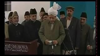 The Life of Hazrat Mirza Masroor Ahmad - Khalifatul Masih V