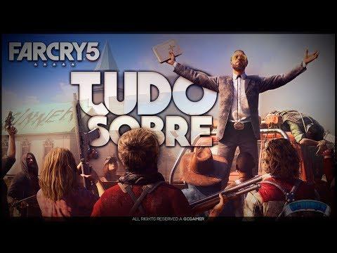 Far Cry 5: História, Armas, Data de Lançamento + Quem são os ALIADOS e VILÃO !!? - Tudo Sobre !!