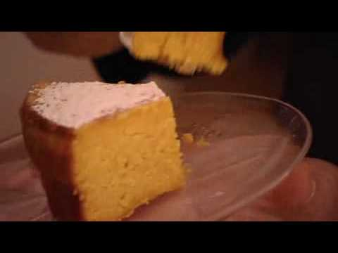 Moroccan Orange Cake Almond