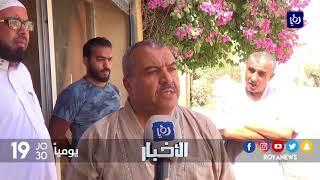 شكاوى من تأخر وتوقف العمل في الشارع الرئيسي في منطقة أبو الزيغان في الزرقاء - (10-9-2017)