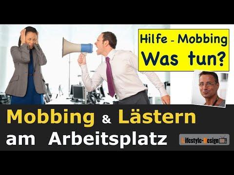 Mobbing am Arbeitsplatz - Was tun als Mobbing Opfer? Mobbing, Lästern in der Firma vermeiden - 1