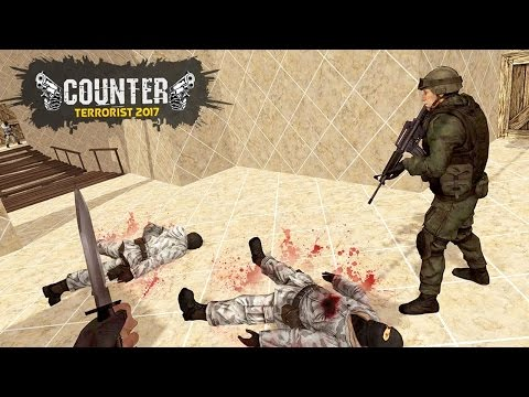 Counter Terrorist 2017 (by TVGames) Android Gameplay [HD]