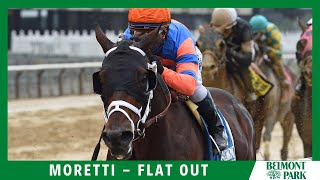 Moretti - 2020 - The Flat Out