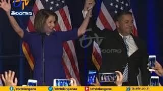 Mid Term Elections  | Democrats Win House in Setback | for Trump