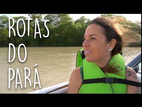 Rotas gastronômicas do Pará