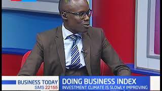 Kenya's investment climate slowly improving