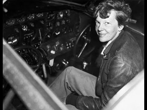 Trace Evidence Proves the Location of Amelia Earhart's Burial Ground