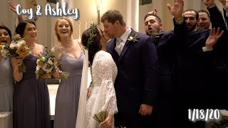 Coy + Ashley - Wedding Film