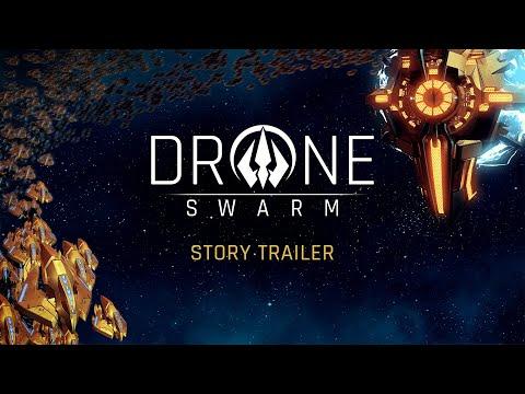 Drone Swarm – Story Trailer