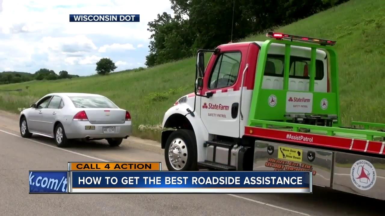 Best Roadside Assistance >> How To Get The Best Roadside Assistance