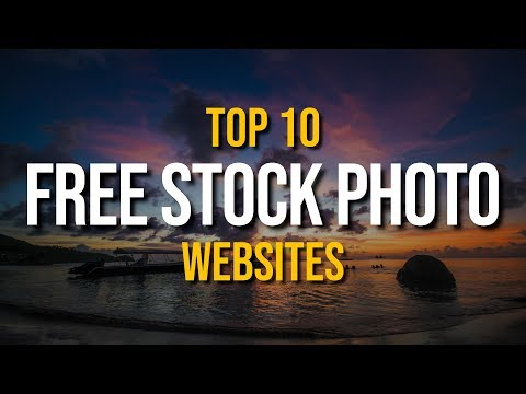 Top 10 Best FREE Stock Photo Websites